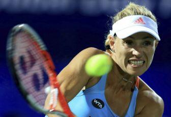 La tenista Kerber se acerca nuevamente a Serena Williams