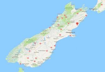 Tsunami de 2 metros se registró en Nueva Zelanda tras sismo de 7,8 grados