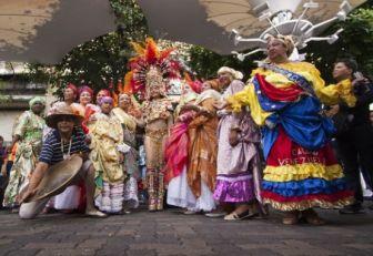 En Venezuela inician los carnavales de El Callao