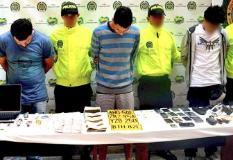 Se entregó responsable de asesinatos de mexicano y danés en Medellín