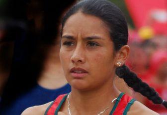 El reto de Angie Orjuela es superarse