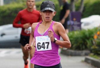 La carrera mejor ganada de Grey Kelly Delgado