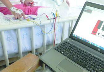 """""""Piratas"""" cambian la vida de los niños hospitalizados"""