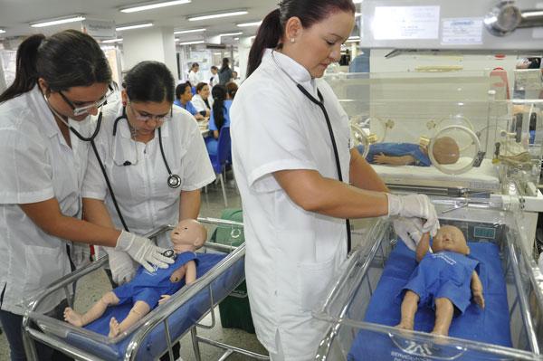 Enfermera real en centro de salud - 1 9