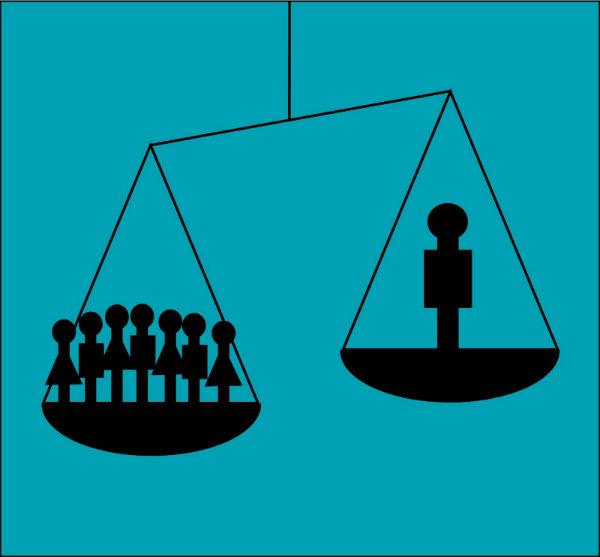 Resultat d'imatges de igualdad y desigualdad económica