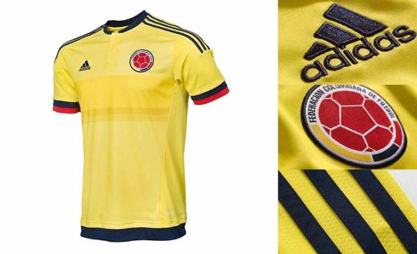 Nueva Camiseta De Colombia 2019 Detail: La Selección Colombia Presenta Su Nueva Camiseta