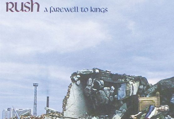 Rush y sus 40 años del álbum A Farewell to Kings
