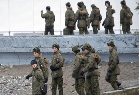 3.500 militares participan en las labores de rescate del avión ruso