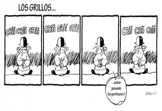 Los Grillos...