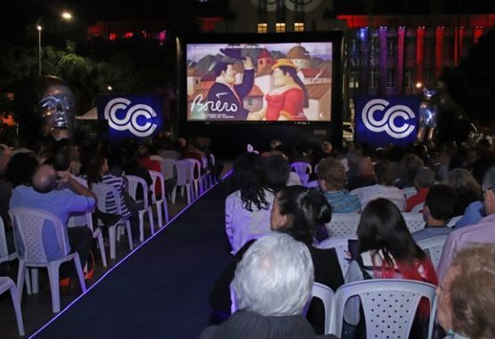 Premiere documental Botero