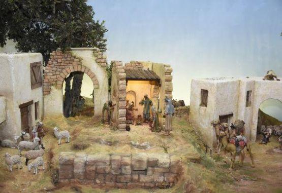 Fotos De El Pesebre De Jesus.La Figura Mas Representativa Del Nacimiento De Jesus El