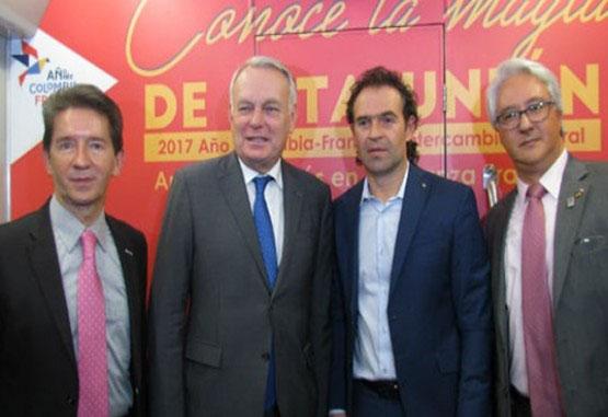 Colombia y Francia,unidas por la cultura