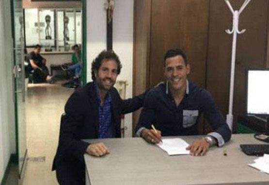 Aldo Leao Ramírez, nuevo jugador del Nacional