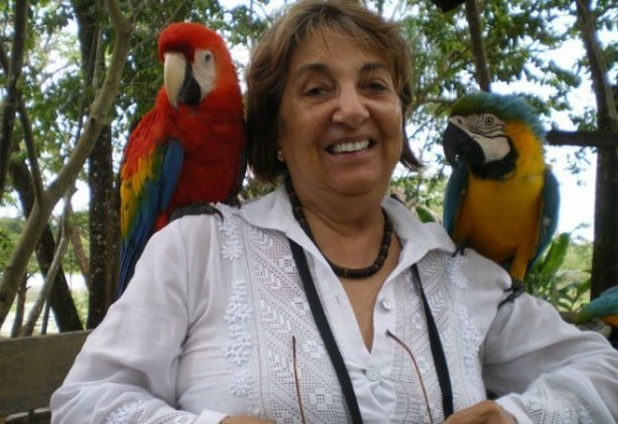 Murió la arquitecta Mercedes Vélez White