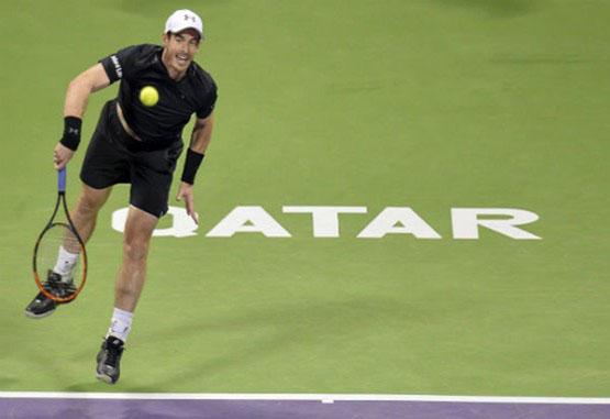 Djokovic y Murray definirán el título en Doha