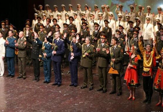 El Coro del Ejército Rojo: ícono de la época soviética