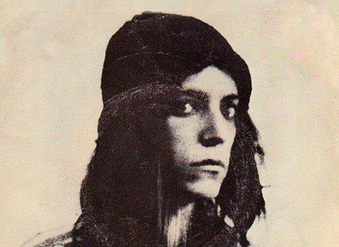 Patti Smith: voz e ícono  de nuestro tiempo