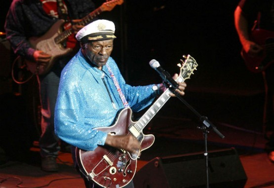 Luto en el Rock and Roll por muerte de Chuck Berry