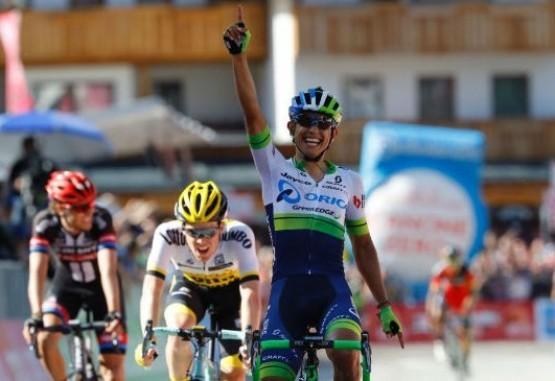'Correr el Tour es un sueño que se hará realidad': Esteban Chaves