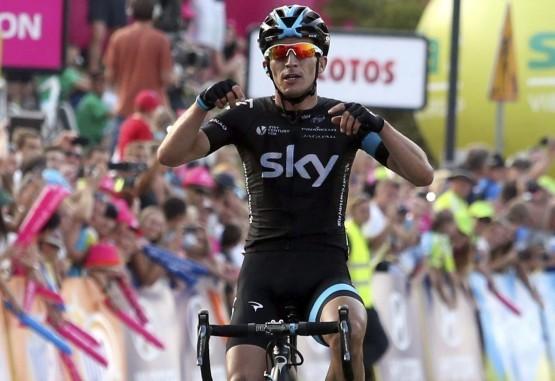 Grandes figuras iluminan los Nacionales de Ciclismo