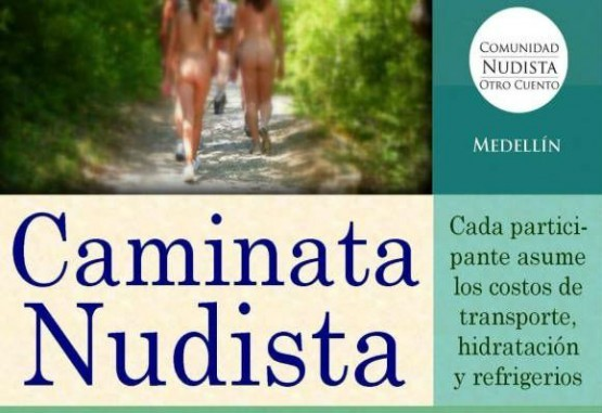 Polémica en Guarne por supuesta caminata nudista
