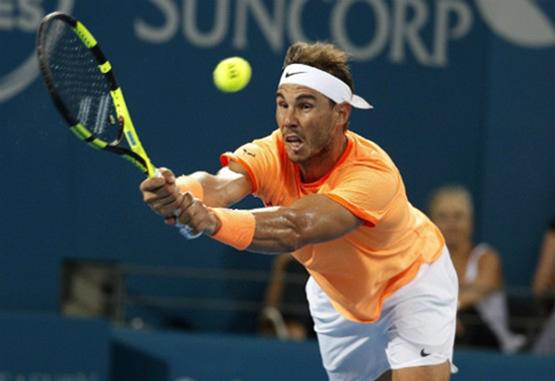 Nadal y Raonicse citan en Cuartos de final del torneo de Brisbane