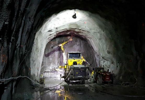 El Túnel de Oriente, cada vez más cerca