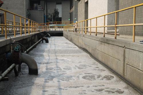 Agua con manganeso en el valle de Aburrá