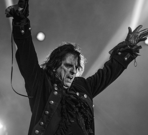 Alice Cooper por Lukas Isaak