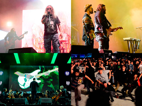 Imágenes del Altavoz Fest 2019
