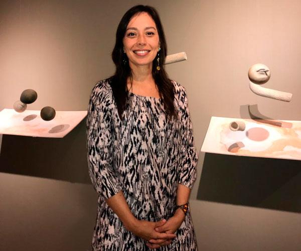 Ana Cristina García Zuleta, artista plástica