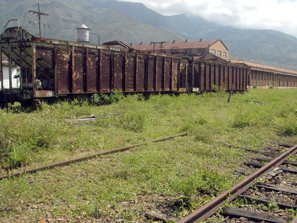 Vagón ferrocarril