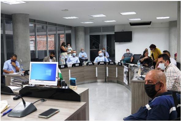 Barbosa: Plan de desarrollo para recuperar la confianza