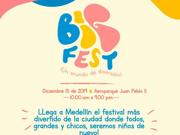 Big Fest en Medellín
