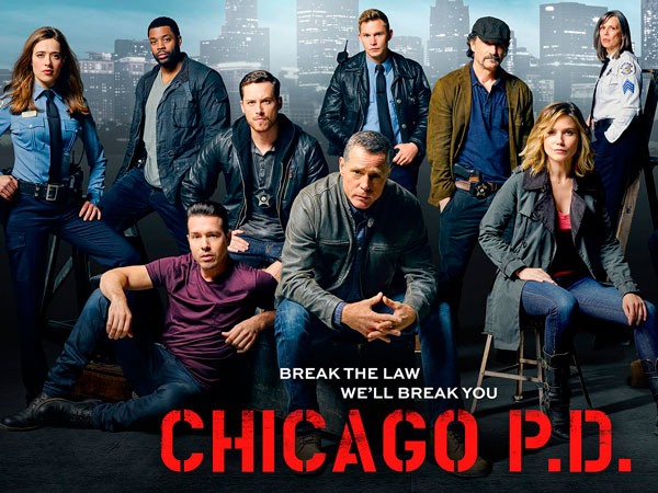 Maratón de Chicago PD