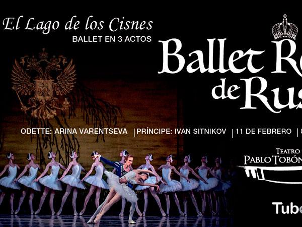 El Ballet Real de Rusia