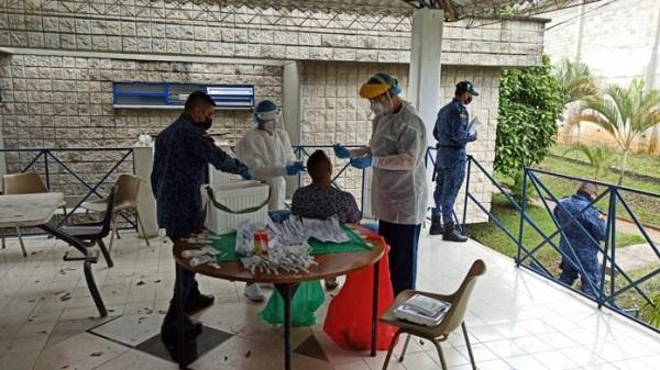 Pandemia en la cárcel La Paz de Itagui