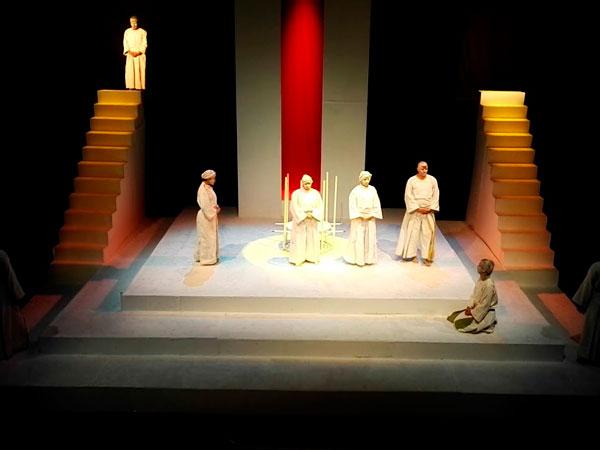Edipo en Pequeño Teatro