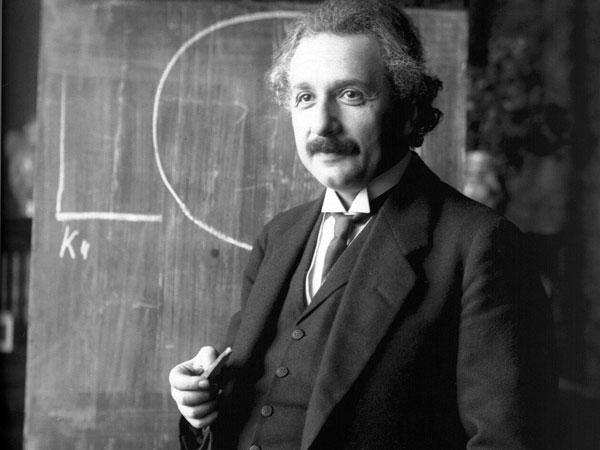 El creador de la Relatividad