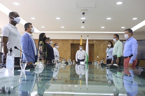 Arrancó ayer un nuevo periodo de sesiones ordinarias de la Asamblea de Antioquia, para los meses de junio y julio.