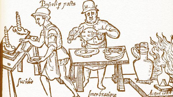 Libro Da Vinci ilustración