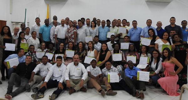 Graduados Corpourabá