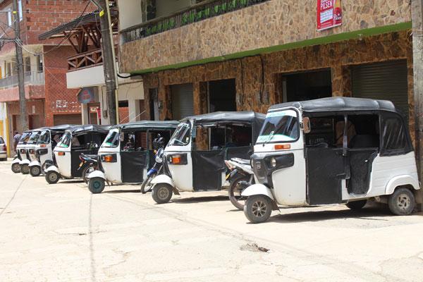 Motoxismo en Cañasgordas