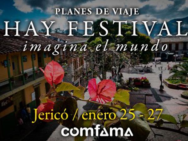 Hay Festival en Medellín y en Jericó