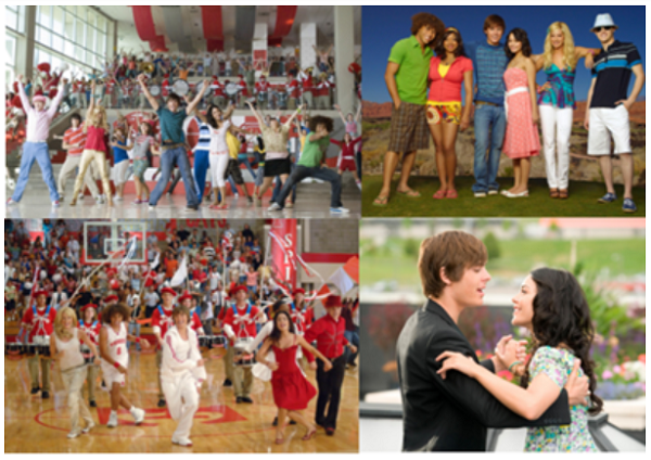 Participe del aniversario de High School Musical