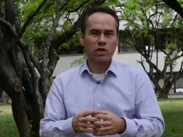 Juan Guillermo Pérez Rojas, director técnico del Mova (Centro de Innovación del Maestro).
