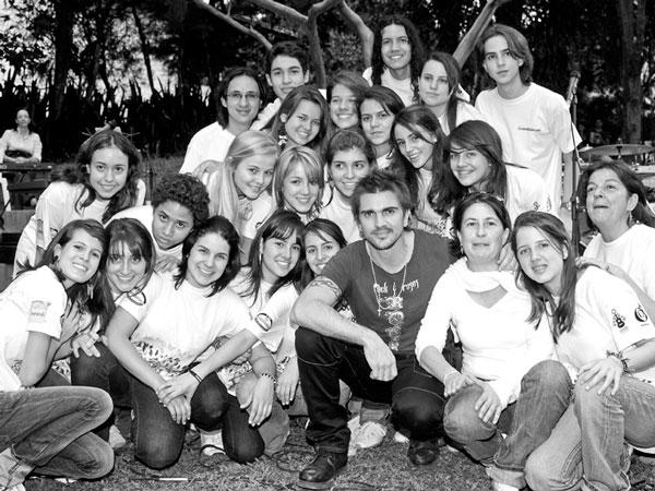 Juanes y Cantoalegre