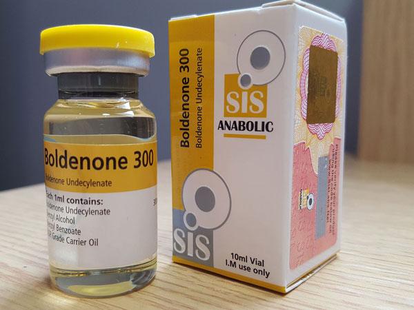 La boldenona es un esteroide anabólico
