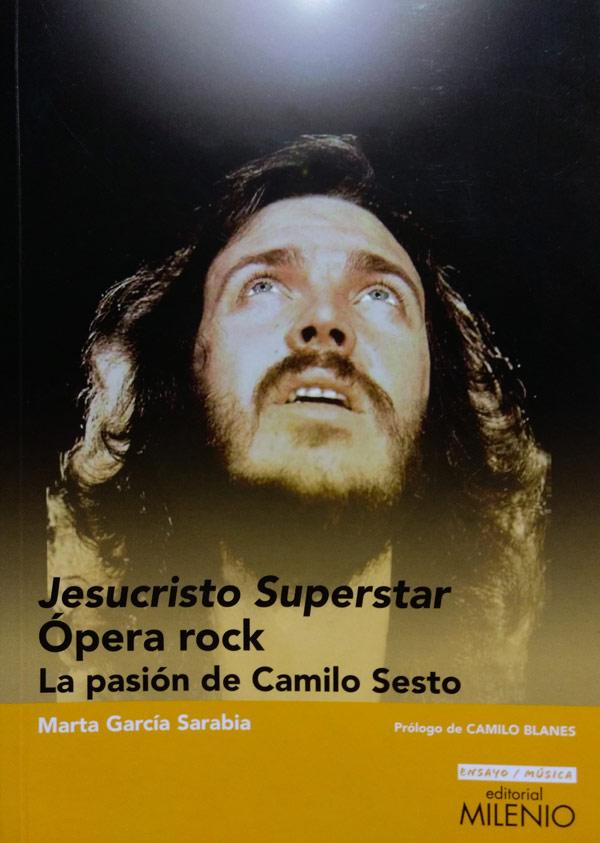 Libro de Jesucristo Susperstar de Marta García Sarabia