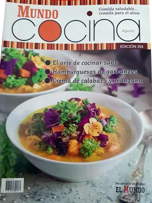 REvista mundo Cocina ed. 354